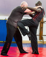 Master Eric Wilson Teaches and trains at the UK Wing Chun Assoc. Hq in Rayleigh Essex.