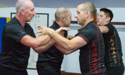 The UKWCKFA Wing Chun Training T-shirts are V-Neck in polyester and are perfectly designed for Wing Chun Kung Fu training, particularly in Chi Sau.