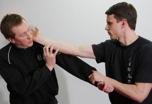 Russell Webster: Teacher at the prestigeous UK Wing Chun Kung Fu Assoc. National HQ, Rayleigh, Essex.
