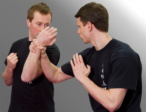 Russell Webster: Teacher at the prestigeous UK Wing Chun Kung Fu Assoc. National HQ Rayleigh, Essex.