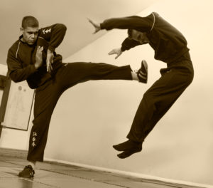 Wing Chun Sparring